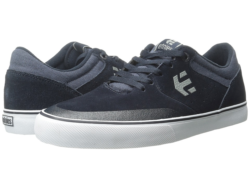 etnies - Marana Vulc (Navy) Men's Skate Shoes