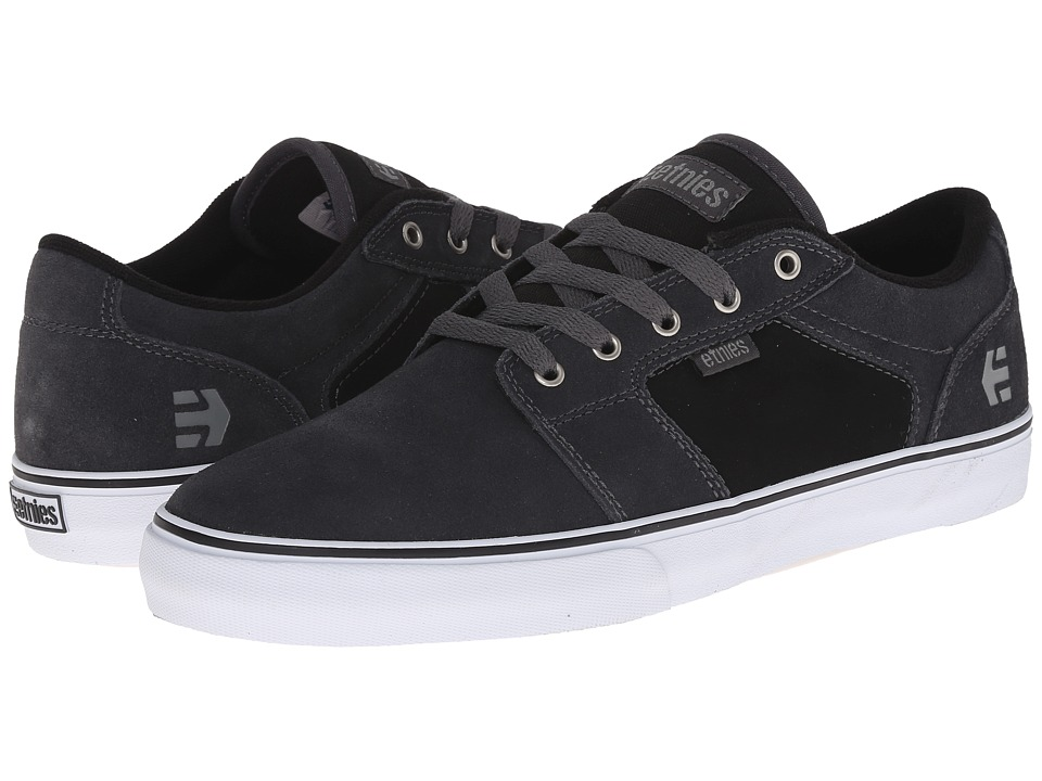 etnies Barge LS (Dark Grey/Black) Men
