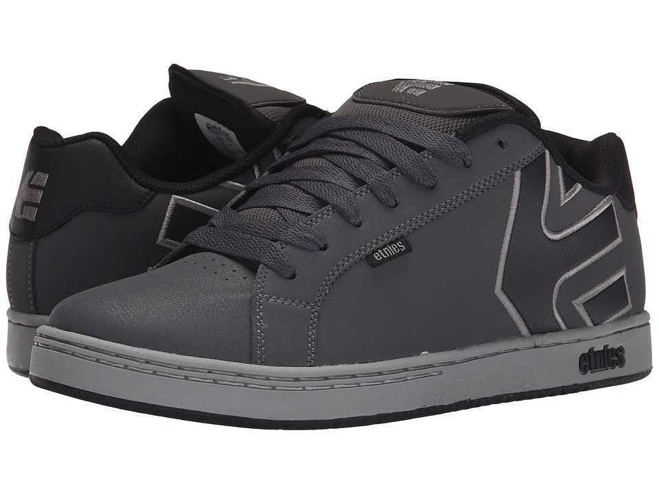 etnies - Fader (Dark Grey 2) Men's Skate Shoes