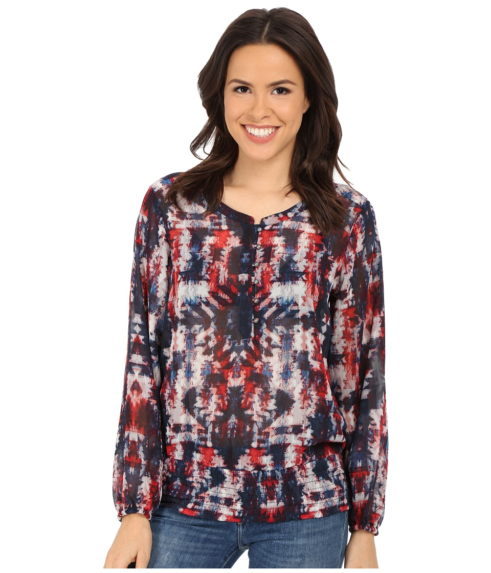 Ariat - Cailey Blouse (Multi) Women's Blouse