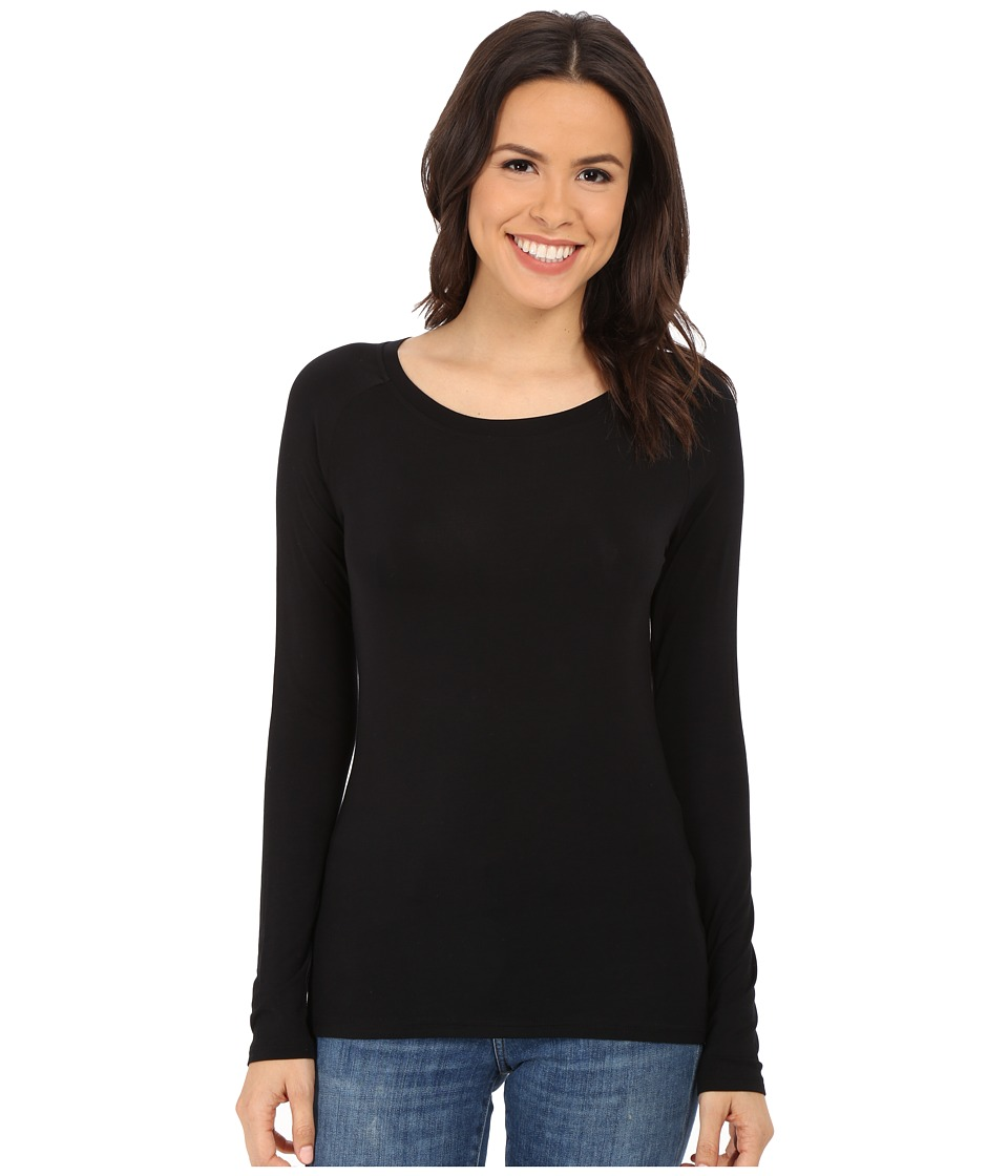 Ariat - Naomi Top (Black) Women's Long Sleeve Pullover