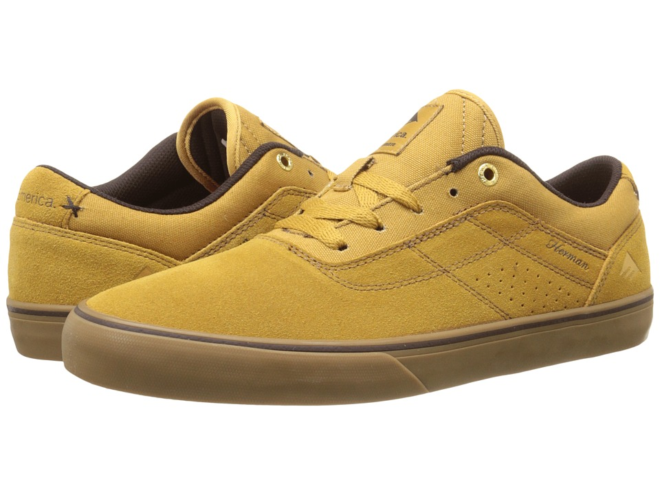 Emerica - The Herman G6 Vulc (Tan/Gum) Men