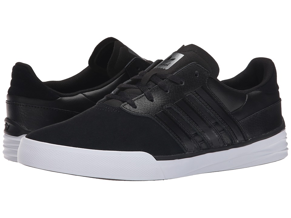 adidas Skateboarding - Triad (Black/Black/White) Men's Skate Shoes