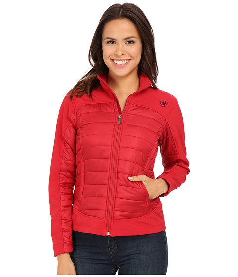 Ariat - Blast Jacket (Chili Red) Women's Coat