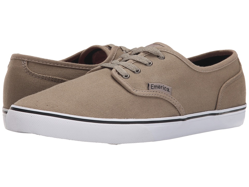 Emerica - Wino Cruiser (Warm Grey) Men