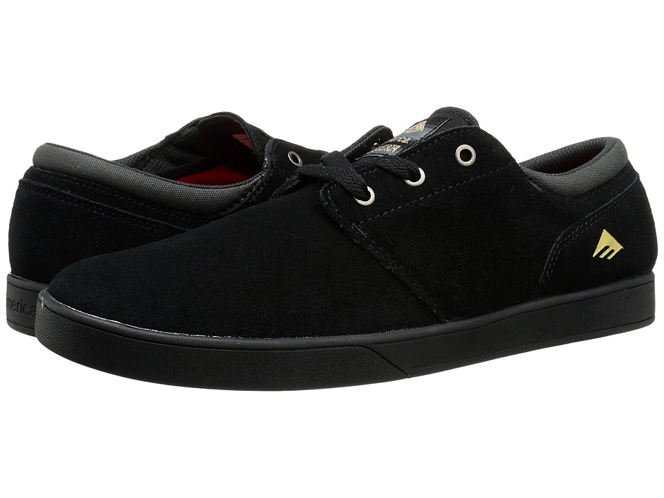 Emerica The Figueroa (Black/Black) Men