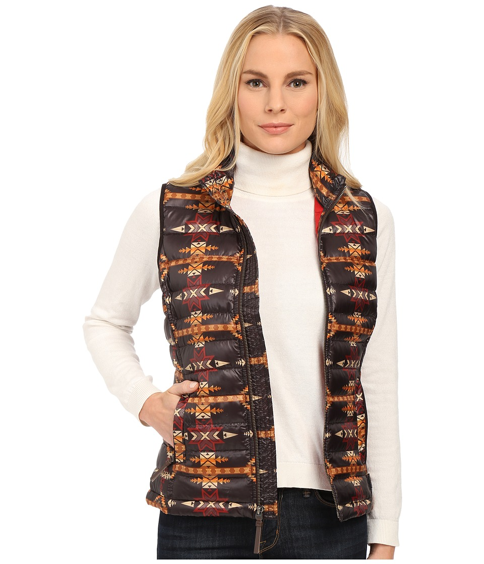 Ariat - Pendleton Down Vest (Multi) Women's Vest