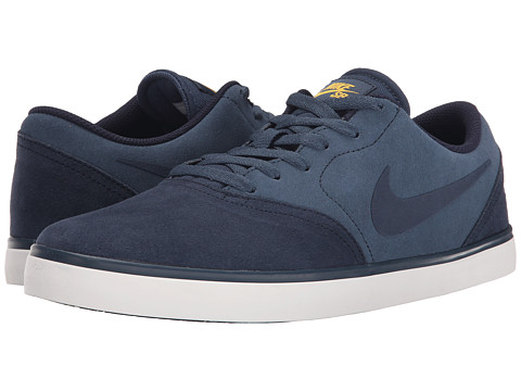 Nike SB - Check (Squadron Blue/University Gold/Summit White/Obsidian) Men