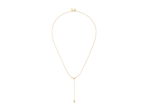 gorjana - Faryn Lariat (Gold) Necklace