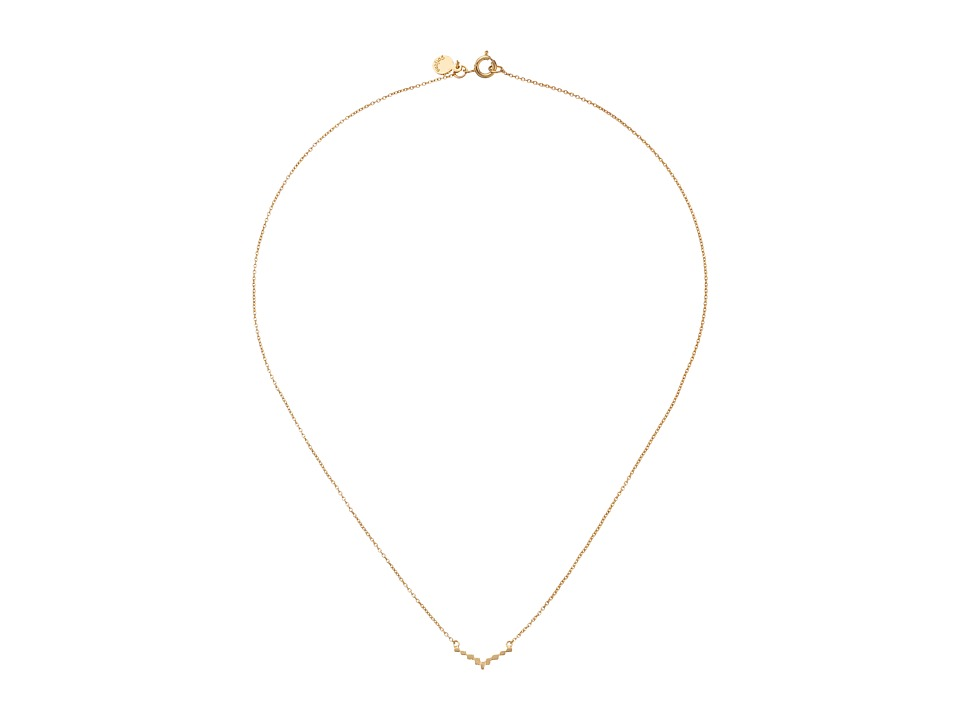 gorjana - Faryn Necklace (Gold) Necklace