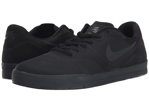Nike SB - Paul Rodriguez 9 CS (Black/Black/Anthracite) Men's Skate Shoes