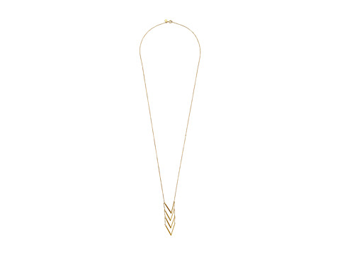 gorjana - Morrison Necklace (Gold) Necklace