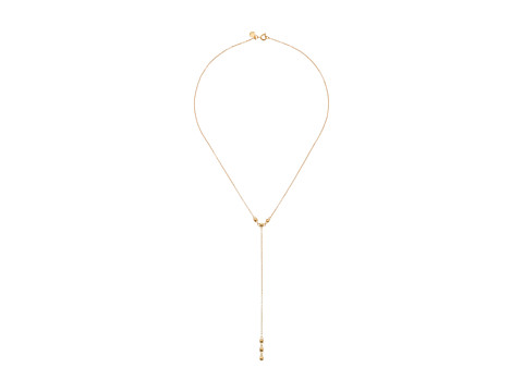 gorjana - Bali Lariat (Gold) Necklace