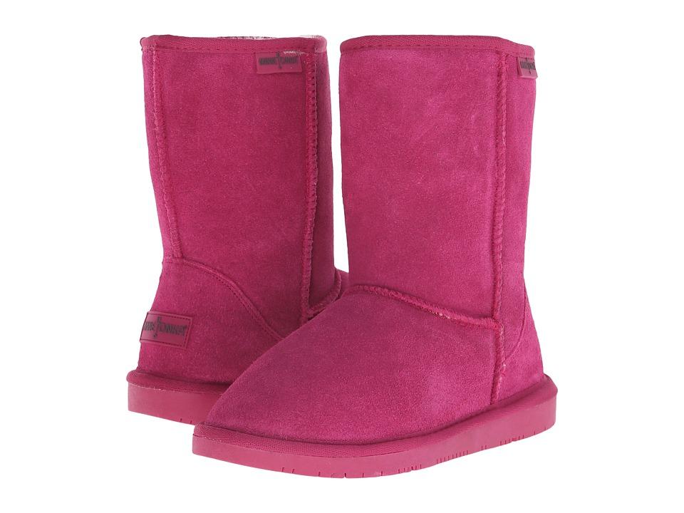 Minnetonka - Olympia Boot (Fuchsia) Women