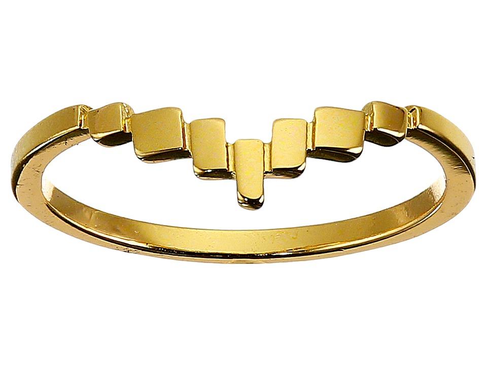 gorjana - Faryn Midi Ring (Gold) Ring