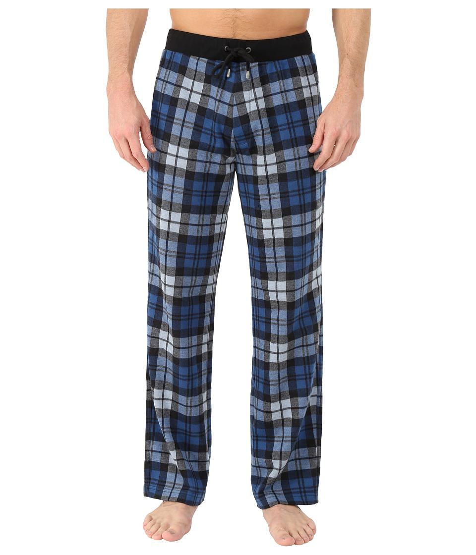 UGG - Thomas Pants (Blue Jay Plaid) Men's Casual Pants