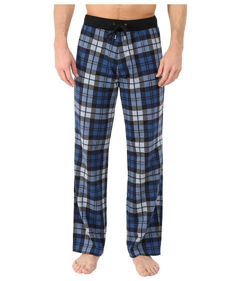 UGG - Thomas Pants (Blue Jay Plaid) Men's Casual Pants