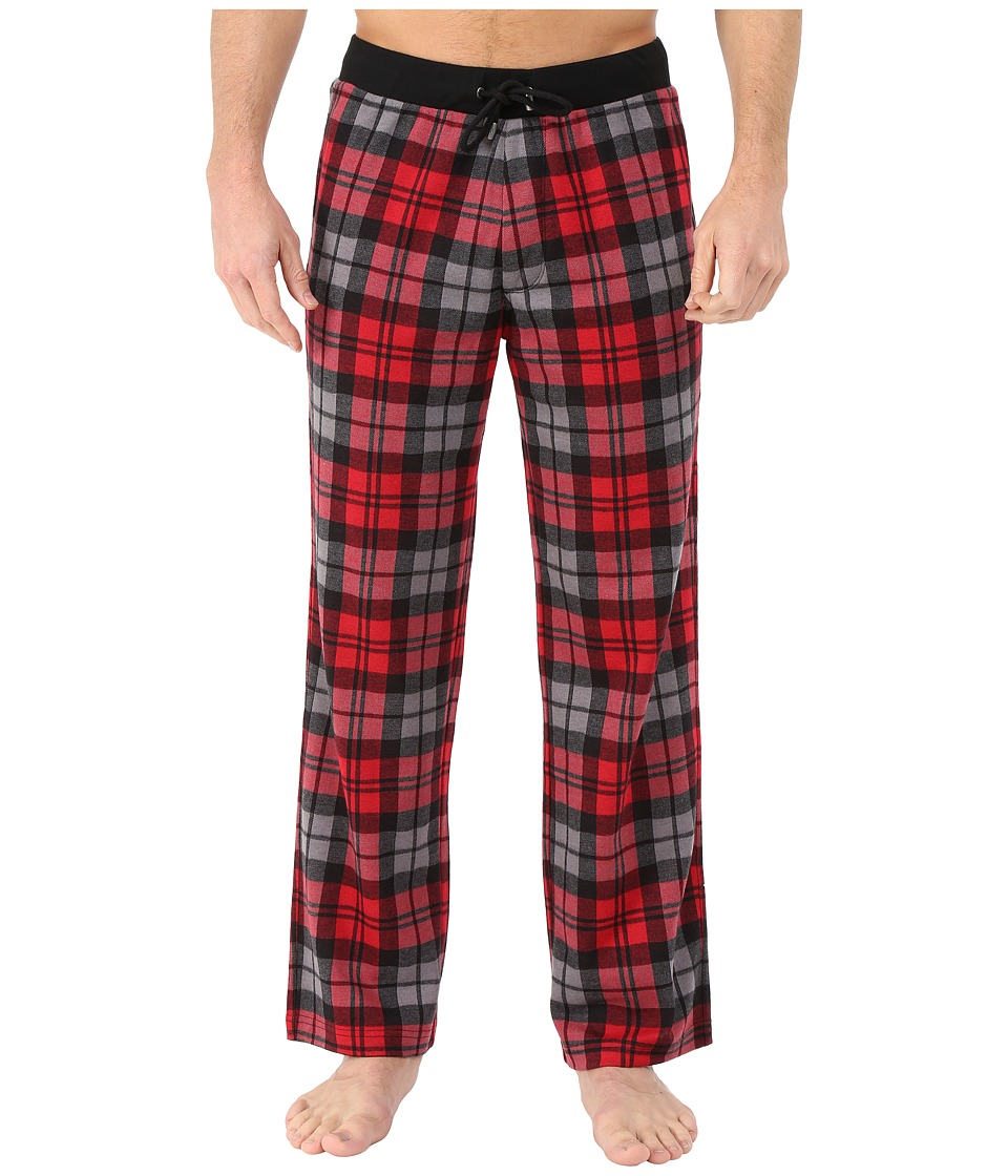 UGG - Thomas Pants (Scarlett Plaid) Men