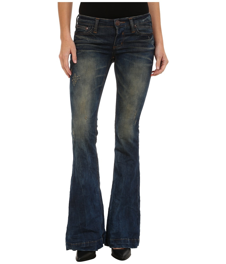 Affliction - Ginger Flare Jeans in Florence Wash (Florence Wash) Women's Jeans