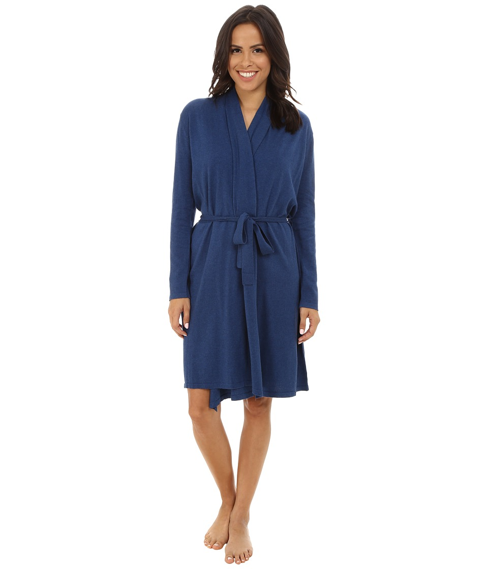 UGG - Marie Robe (Blue Jay Heather) Women's Robe