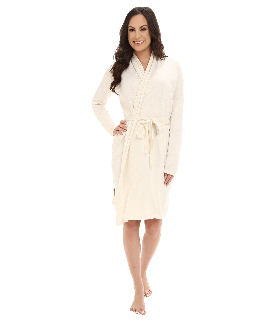 UGG - Marie Robe (Fresh Snow Heather) Women's Robe