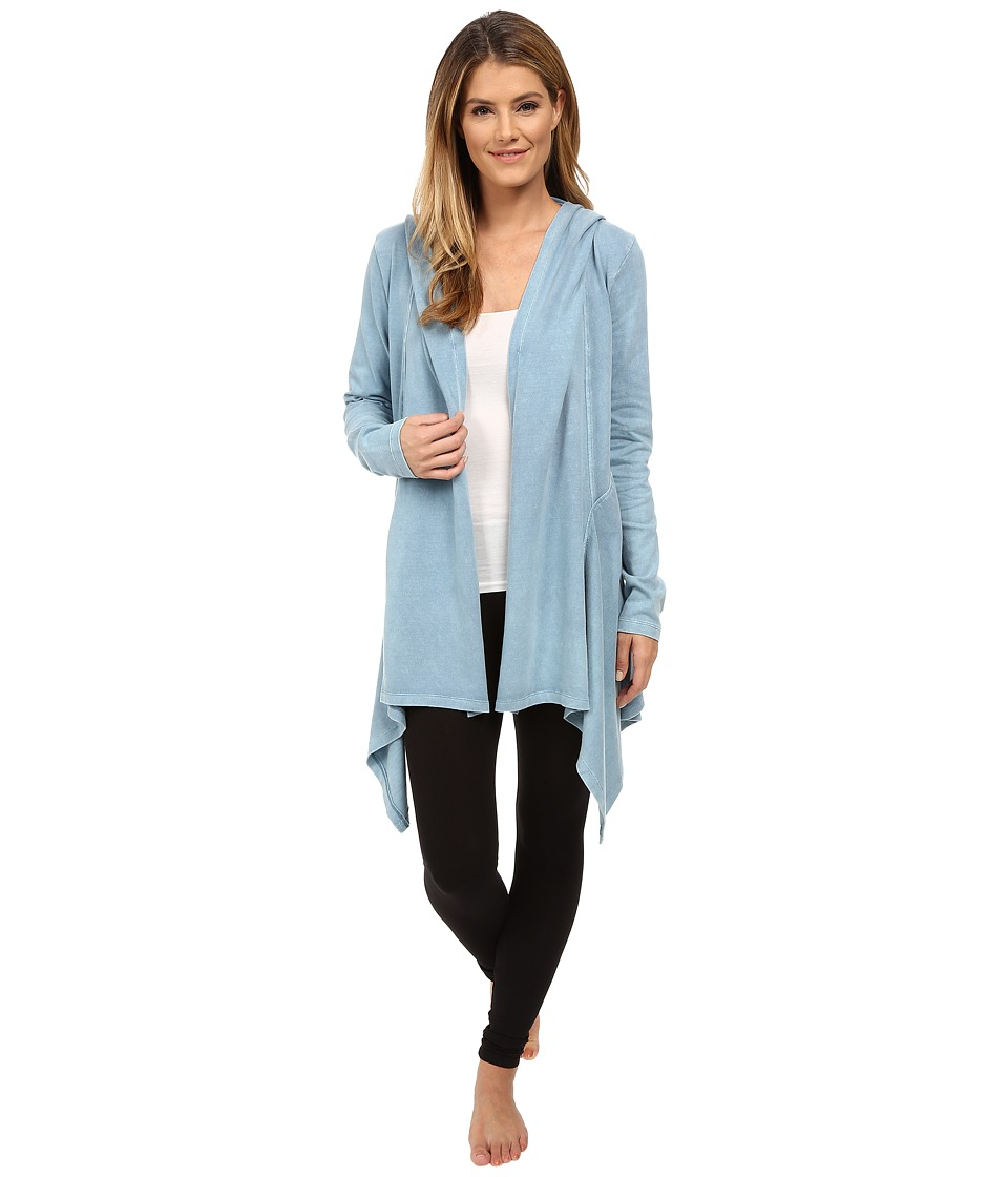 UGG - Ginnifer Cardigan (Blue Jay) Women's Sweater