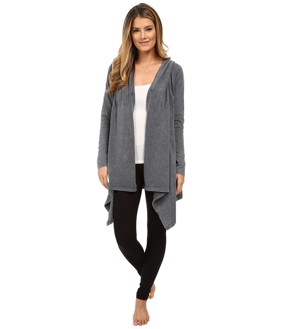 UGG - Ginnifer Cardigan (Black Bear) Women's Sweater