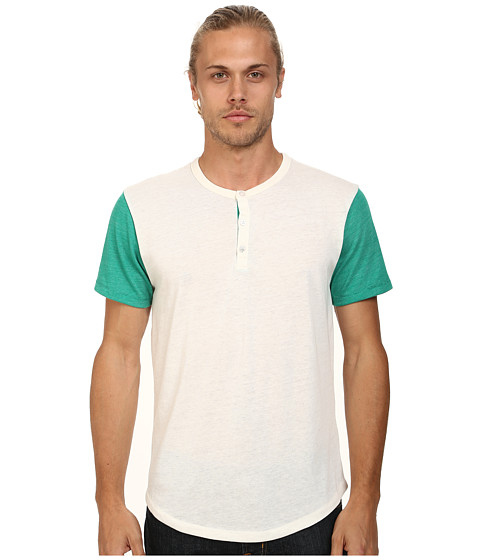 Alternative - Home Run Tee (Eco True Pepper Green) Men's Short Sleeve Pullover