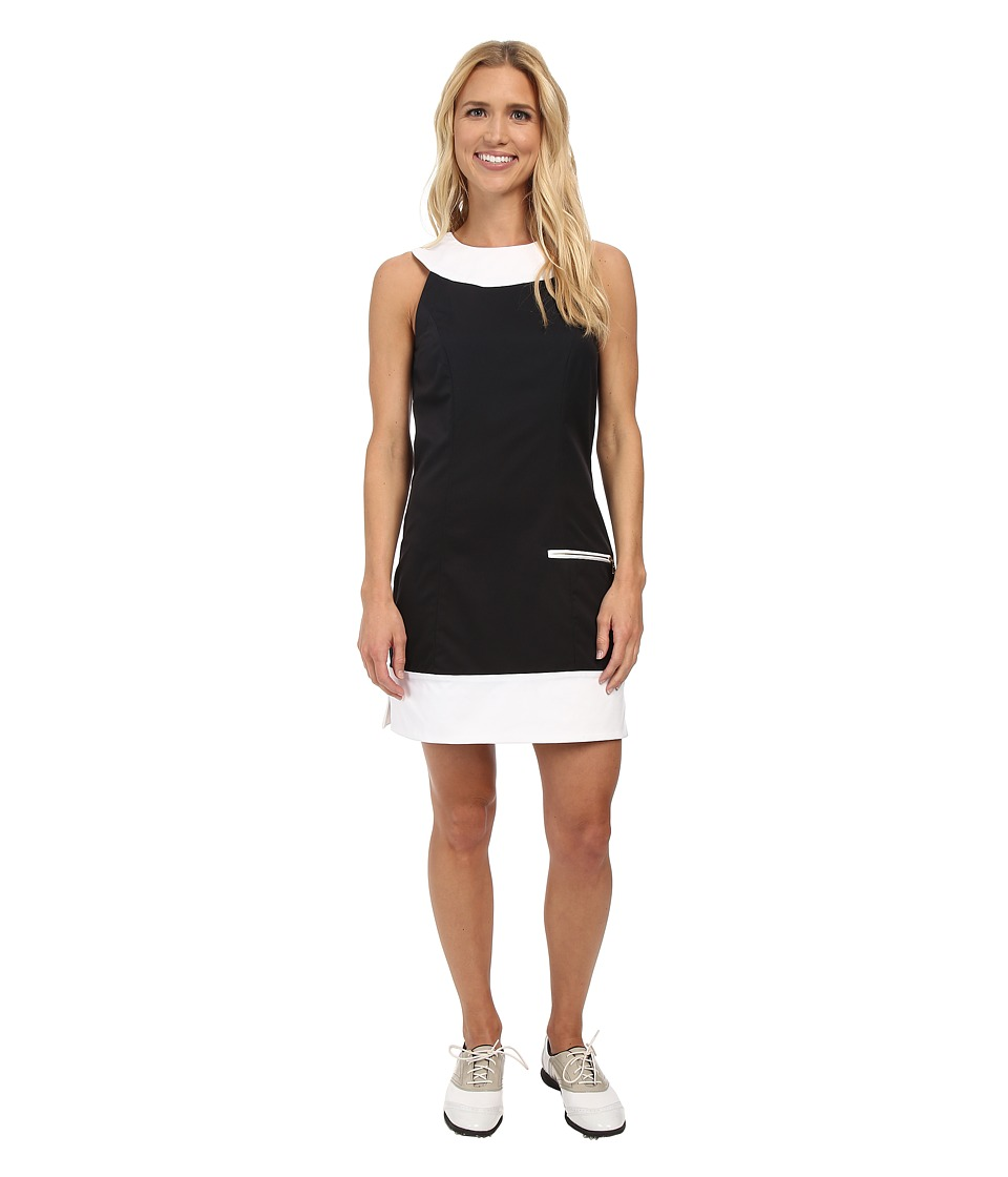 Fairway Fox - Kristin Dress (Black) Women's Dress