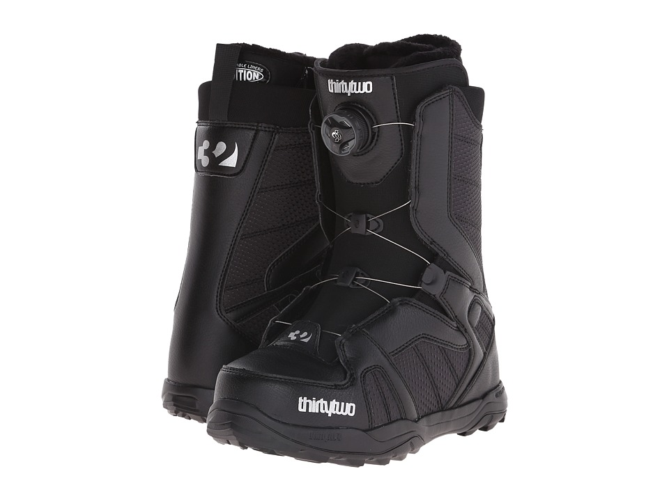 thirtytwo - STW Boa '15 (Black) Women's Cold Weather Boots