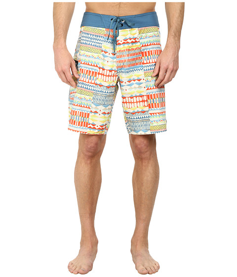 Volcom - Chipper Boardshorts (Multi) Men