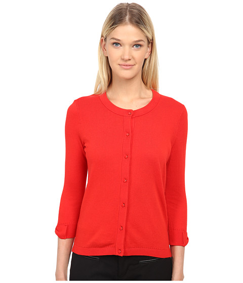 Kate Spade New York - Somerset Cardigan (Lollipop Red) Women