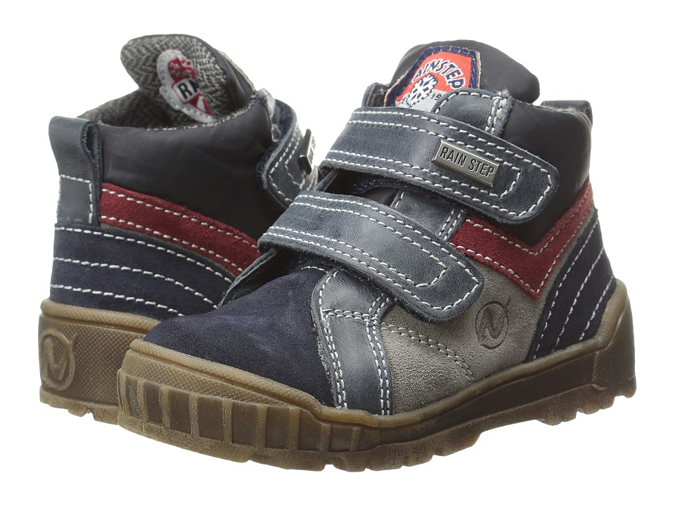 Naturino - Nat. Bormio (Toddler/Little Kid/Big Kid) (Blue Multi) Boys Shoes