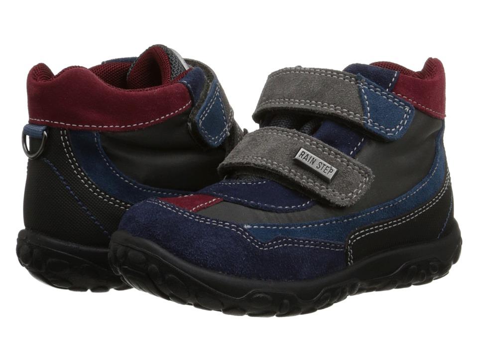 Naturino - Nat. Giau (Toddler) (Navy Multi) Boys Shoes