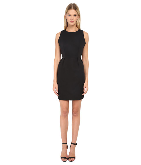 Kate Spade New York - Bow Back Dress (Black) Women's Dress