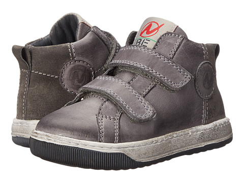Naturino - Nat. Play (Toddler/Little Kid/Big Kid) (Grey) Boy's Shoes