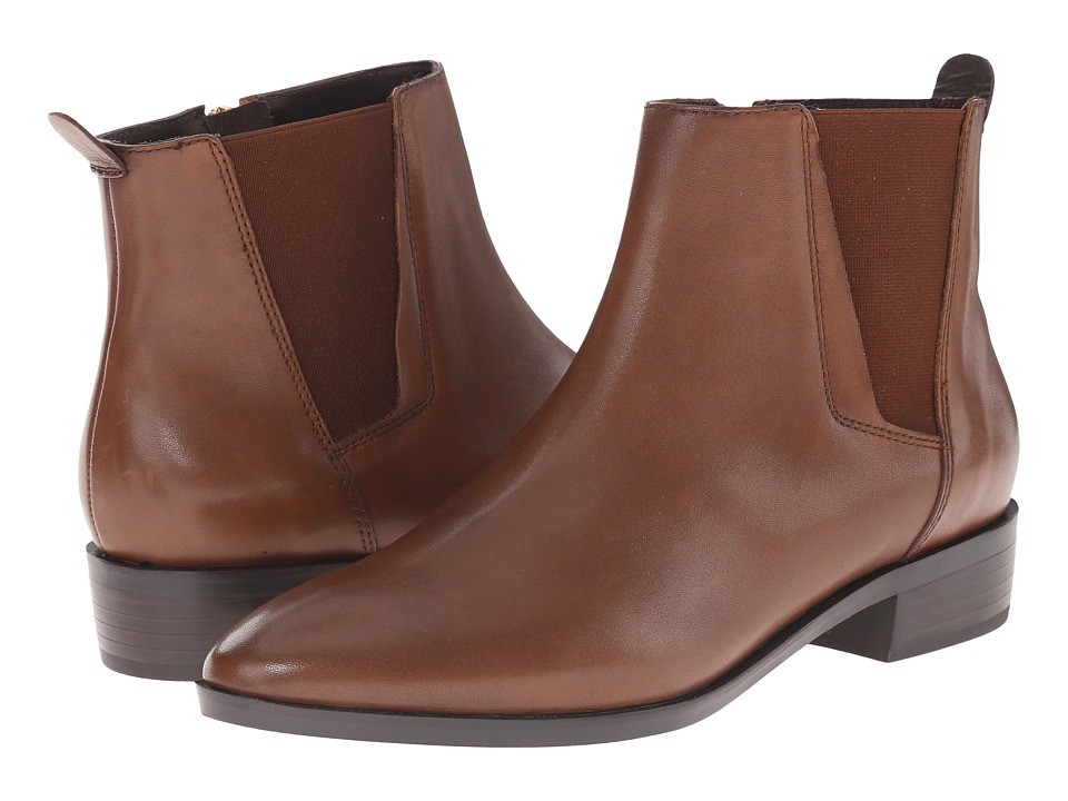 Geox WLOVER1 (Toffee) Women's Boots