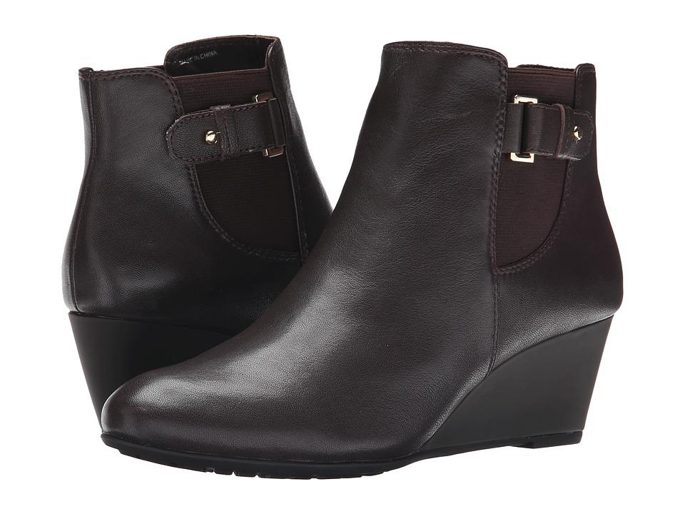 Geox - WVENERE15 (Coffee) Women's Boots