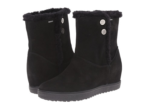 Geox - DWAMARANTHHIGHBABX5 (Black) Women's Boots