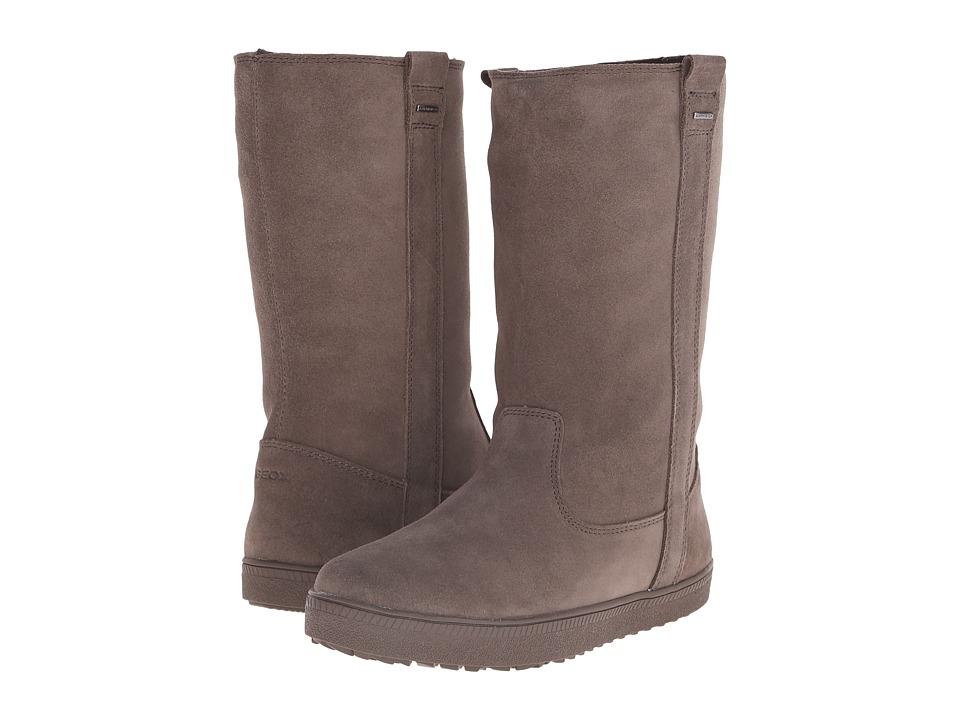 Geox - WAMARANTHABX5 (Dove Grey) Women's Boots