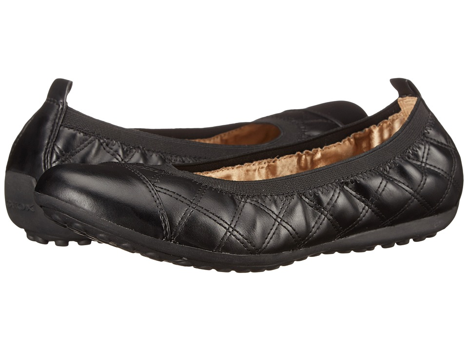 Geox - WPIUMABALLER35 (Black) Women's Shoes
