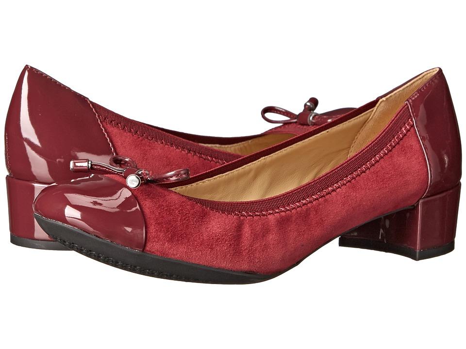 Geox - WCAREY14 (Bordeaux) Women's Shoes