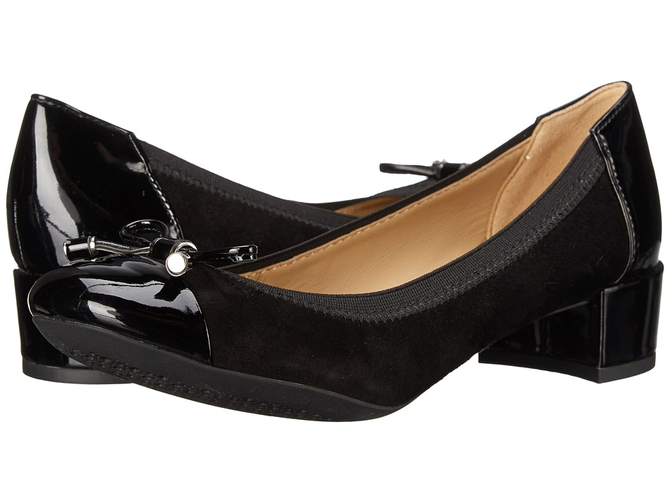 Geox WCAREY14 (Black) Women