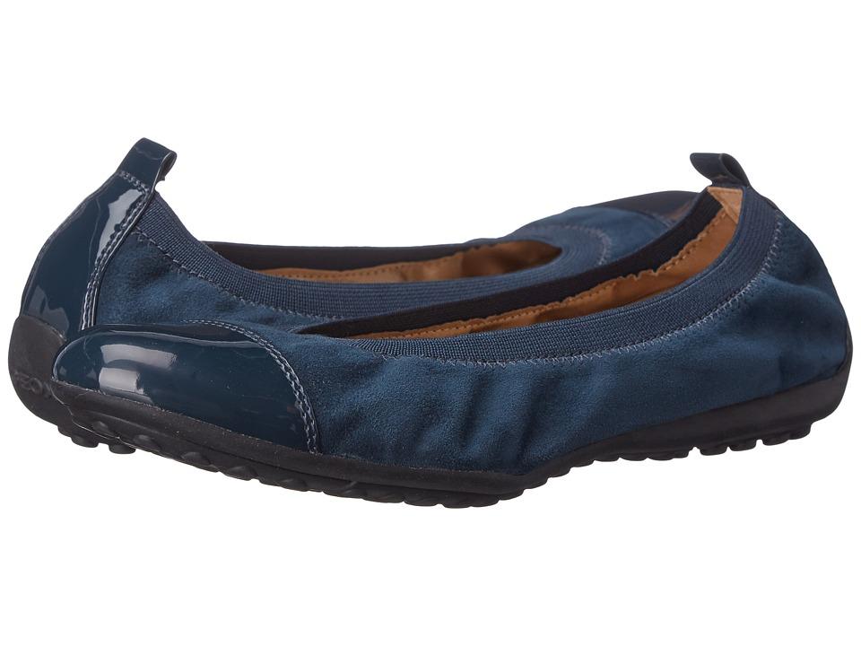 Geox - WPIUMABALLER36 (Ocean) Women's Shoes
