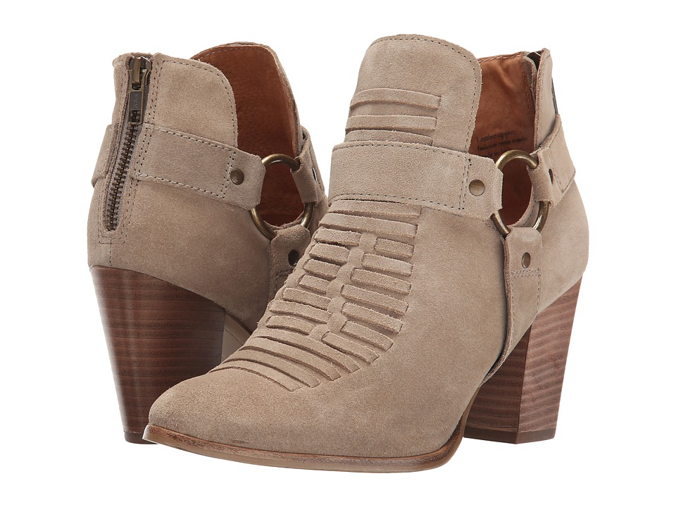Seychelles - Impossible (Sand Suede) Women's Boots