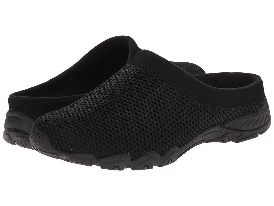SKECHERS - Endeavor - Doppler (Black) Women's Clog Shoes