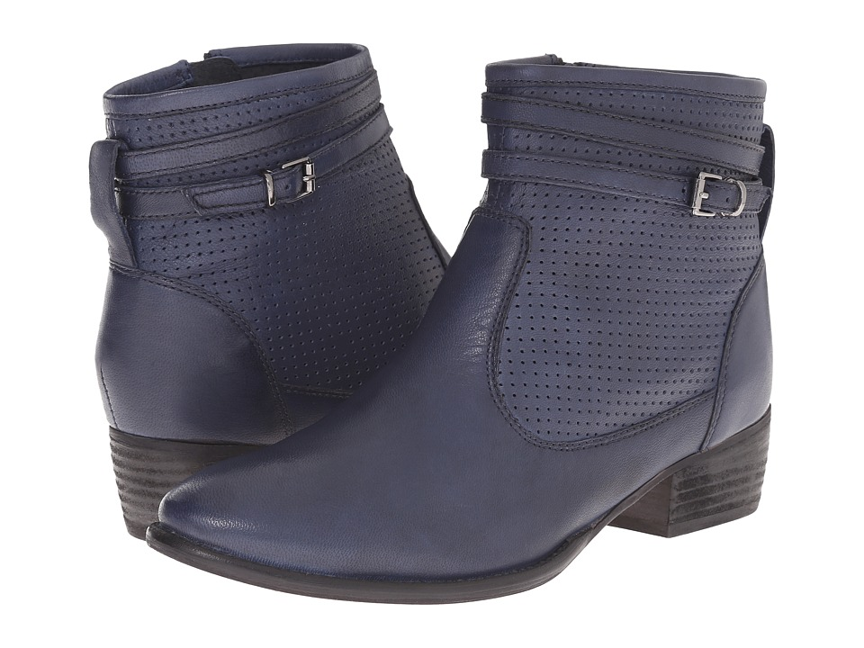 Seychelles Sanctuary (Navy Leather) Women