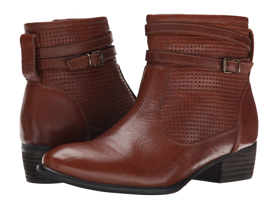 Seychelles - Sanctuary (Cognac Leather) Women