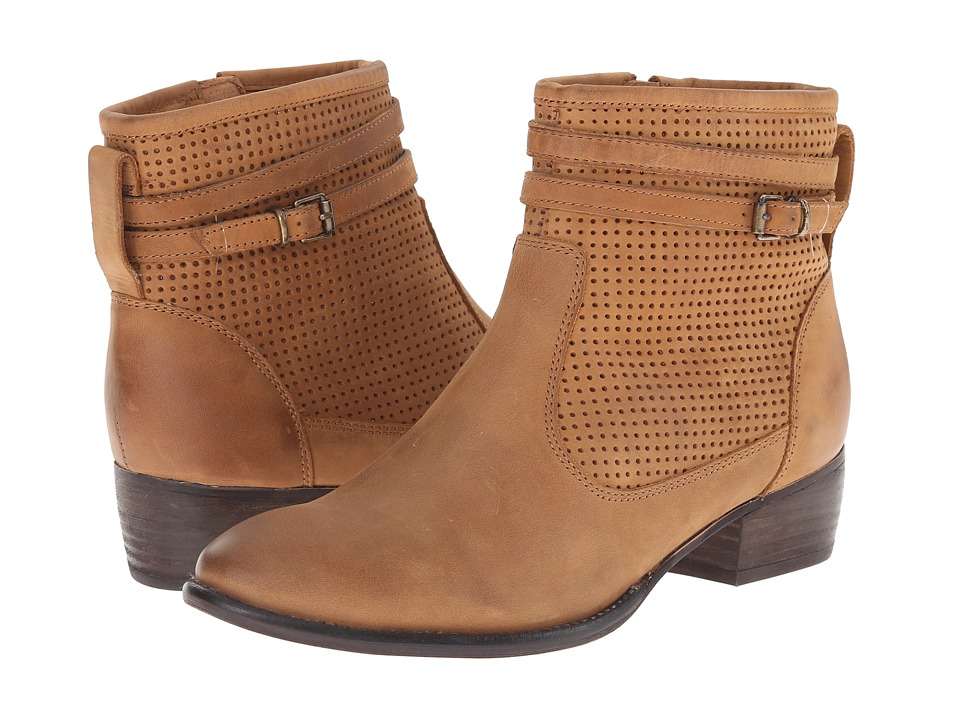Seychelles - Sanctuary (Tan Leather) Women's Zip Boots