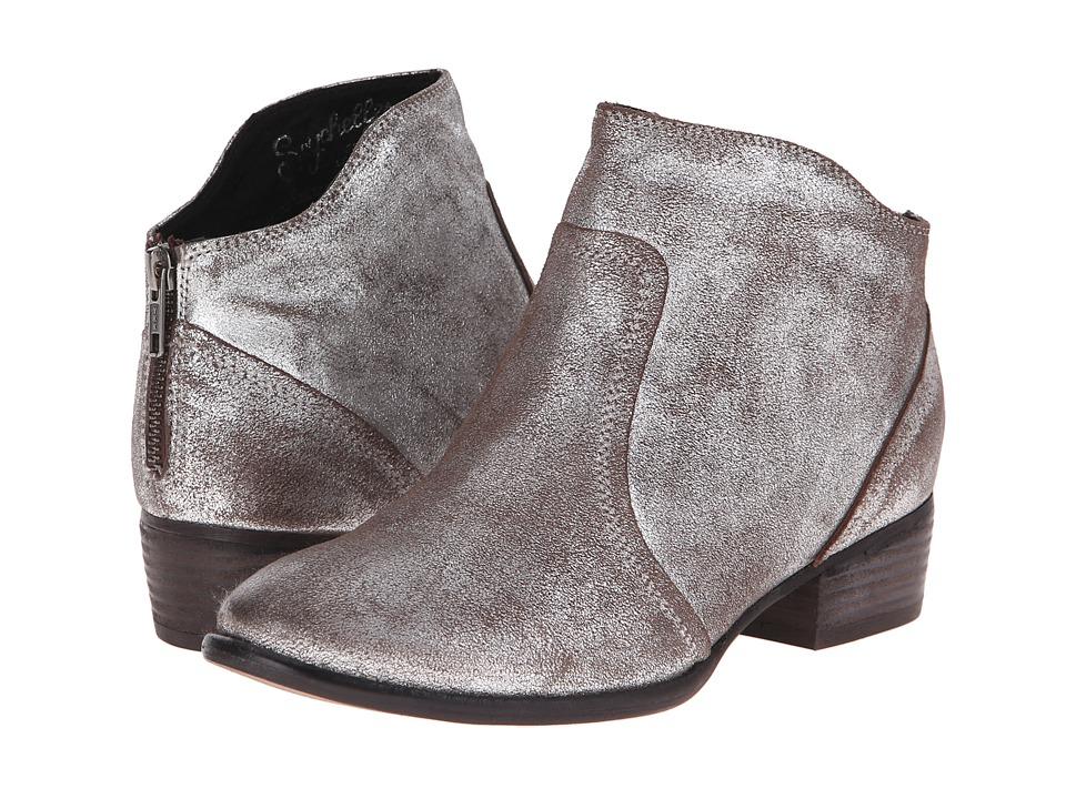 Seychelles - Reunited (Pewter Metallic) Women's Zip Boots